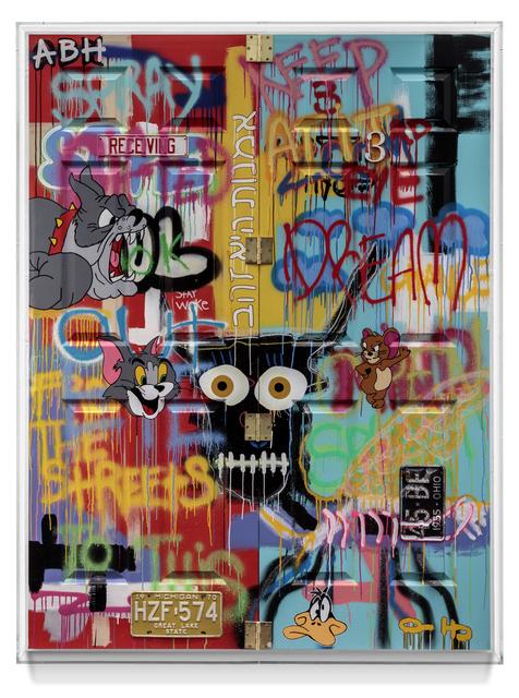 , 'When One Door Closes, Another Opens,' 2016, De Re Gallery
