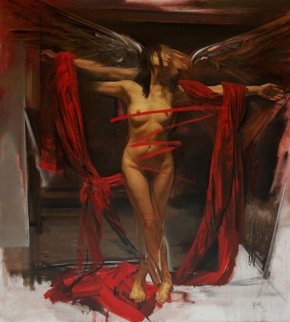 Liu Yuan-Shou, '彼岸Ⅰ Nirvana I', 2014, Galerie du Monde