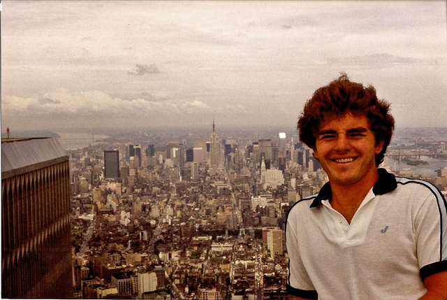 , 'Tourist photo from the top of one of the Twin Towers,' , Foam Fotografiemuseum Amsterdam