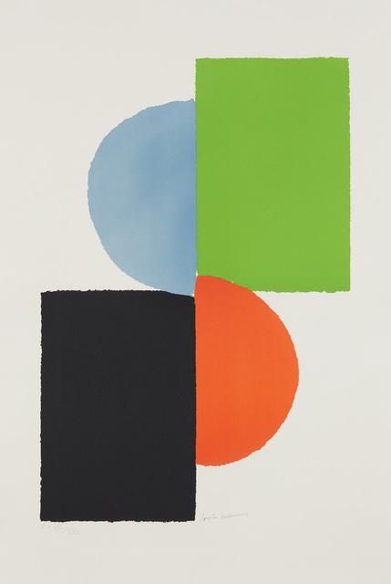 Sonia Delaunay, 'La Rochelle', 1970, Phillips