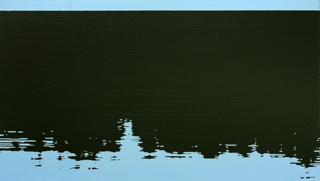 , 'Shadow 16 June 14:12,' 2017, Galerie Sandhofer