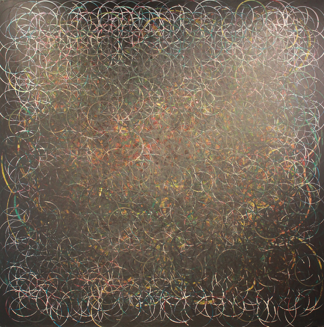 , 'Okuyuki eno Yudou (Flowing Depth),' 1983, SAKURADO FINE ARTS