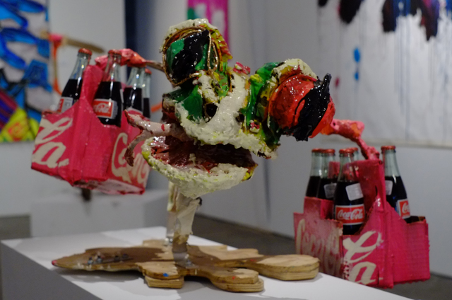 , 'Coca-Cola Delivery Frog,' 2013, Deborah Colton Gallery