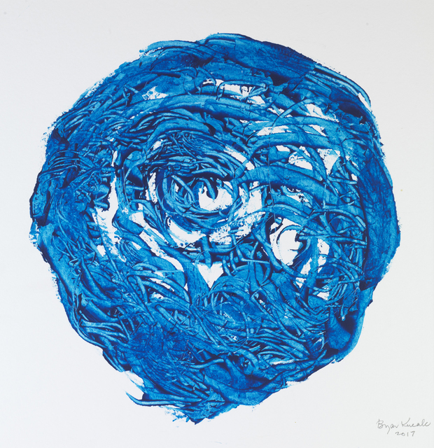 Bryan Kneale, 'Blue Sphere', 2017, Pangolin London