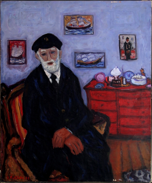 , 'Captain Pasko Pulitika,' 1989, Museum of Modern Art Dubrovnik