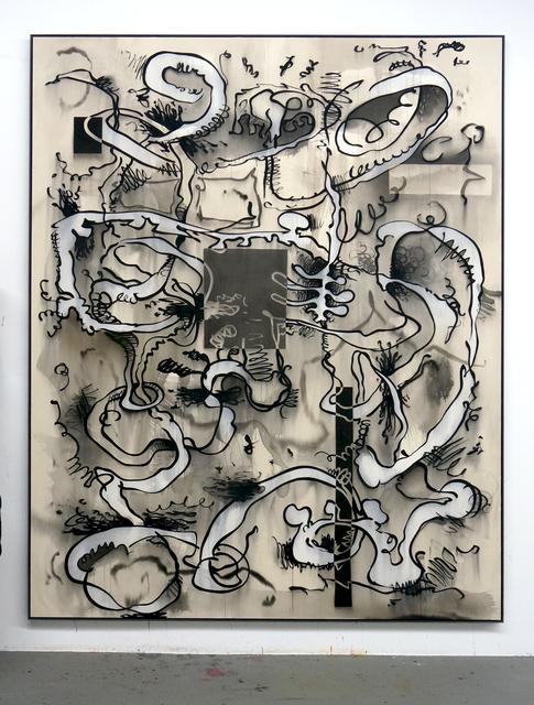 , 'Vergaster Affe,' 2018, NINO MIER GALLERY