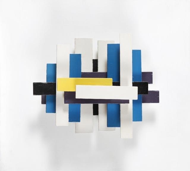 , 'Synthetische Konstruktie W8,' 1959, Borzo Gallery