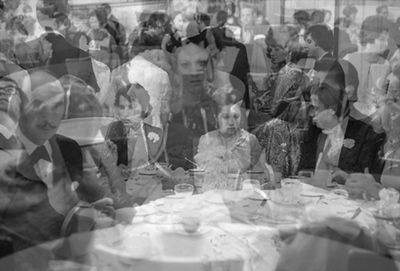 George Legrady, 'Refraction - At the Table', 2011, Inda Gallery