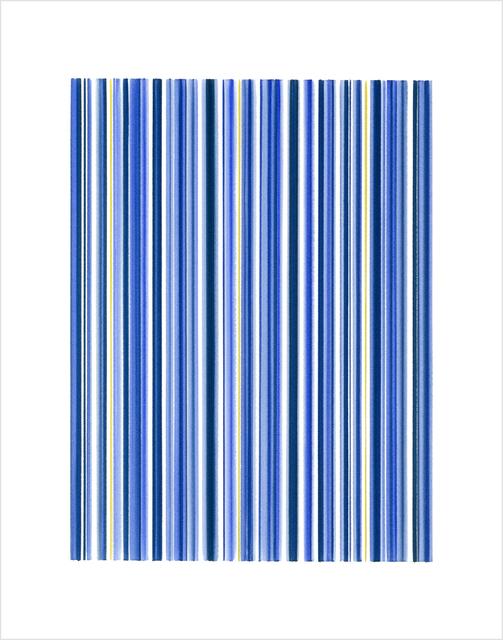, 'Stripes CT02,' 2017, Tempe Digital