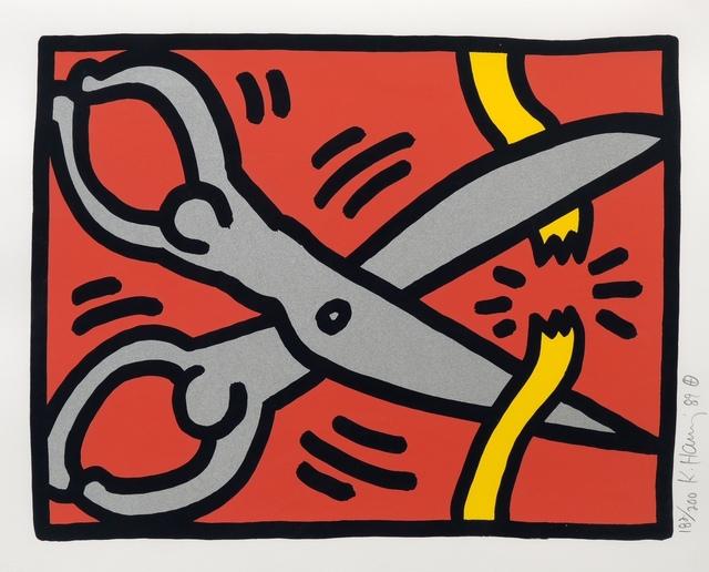 Keith Haring, 'Pop Shop III, (2)', 1989, Fine Art Mia