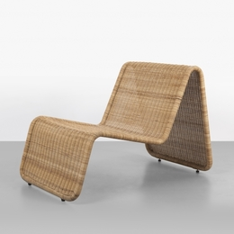 A deckchair 'BR 3' for PIERANTONIO BONACINA