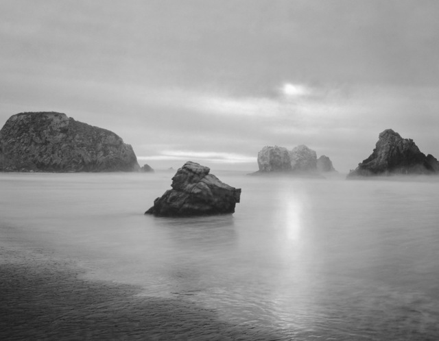 , 'Tidal Flow, Ragged Point, California,' 2014, Photography West Gallery