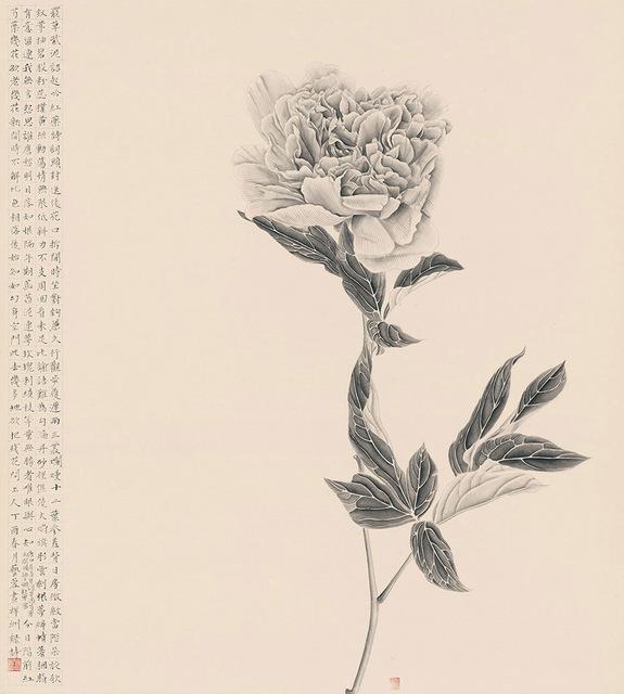 , 'Peony 殿春芍藥,' 2017, Alisan Fine Arts
