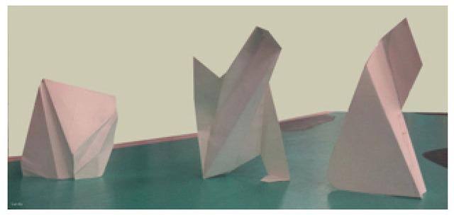, 'Life Print,' 2016, Espace Muraille