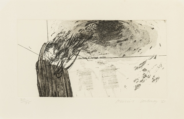 David Hockney, 'The Fires of Furious Desire (Scottish Arts Council 5, Tokyo 5)', 1961, Forum Auctions