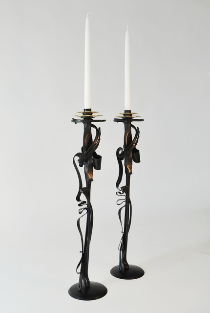 , 'Scepter Candleholders,' , Gerald Peters Gallery Santa Fe