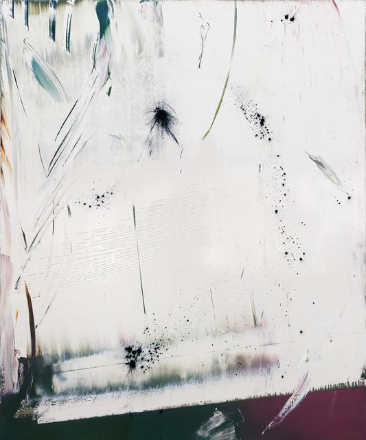 """, '""""Das ist eine sehr schöne Zeichnung, Dave..."""" (2001 - Odyssee im Weltraum),' 2016, Galerie Kornfeld"""