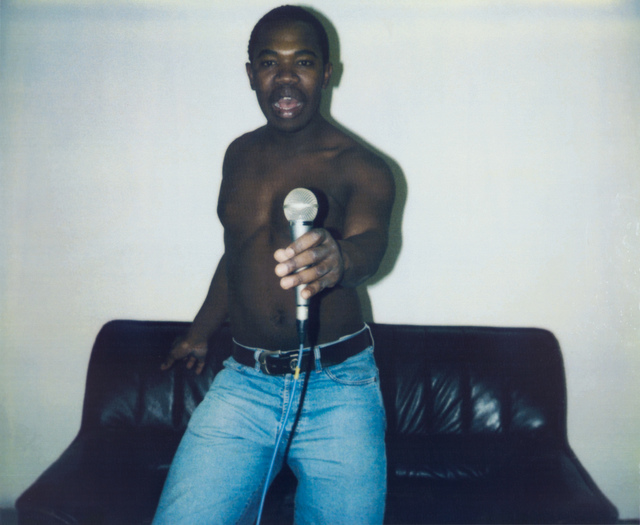 Moshekwa Langa, 'True Confessions: My Life as a Disco Queen, as told to John Ruskin [1]', 1998, Stevenson