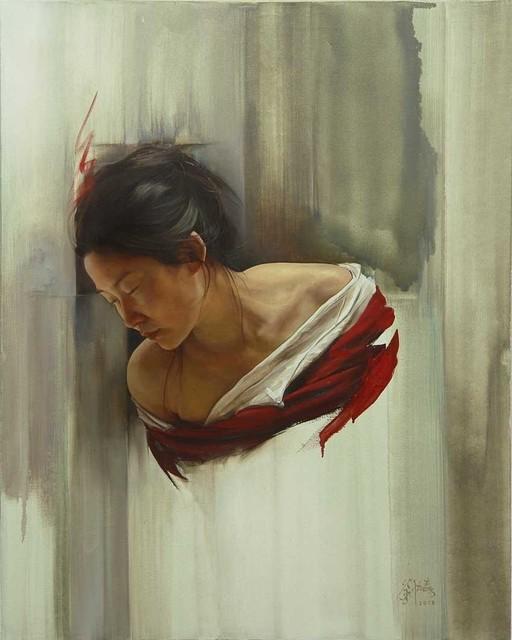 , 'Portrait I人物I,' 2013, Galerie du Monde