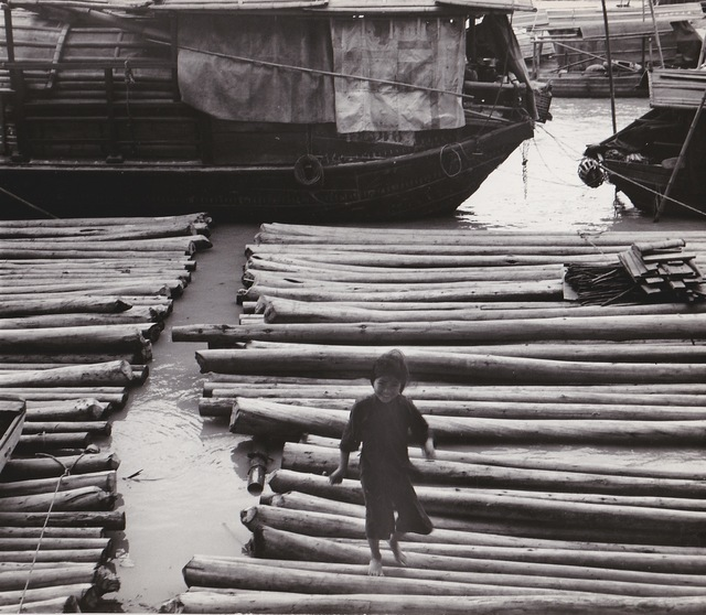 , 'Canton (Chine). Village flottant,' 1957, Galerie Nathalie Obadia