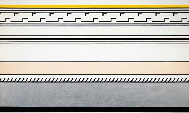 , 'Entablature,' 1974, Castelli Gallery