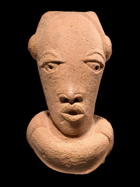 , 'Nok Head, Nigeria,' 2000 years old, Tambaran