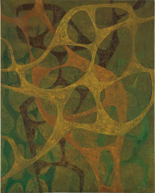 Carlos Cruz-Diez, 'Sin título (serie Signos vegetales)', 1955, Phillips