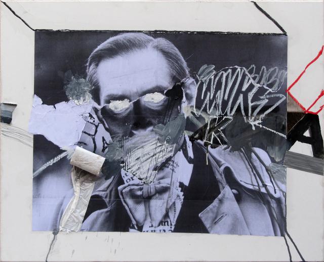 , 'Mentalista,' 2014-2015, Galeria Contrast