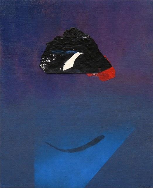 Giuseppe Santomaso, 'Oriente', 1989, Cortesi Gallery