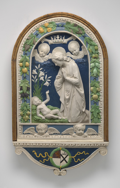, 'The Adoration of the Child,' After 1477, Museum of Fine Arts, Boston