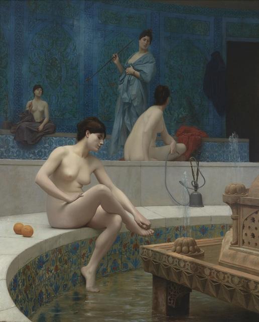 , 'Les Baigneuses du Harem,' 1901, DICKINSON
