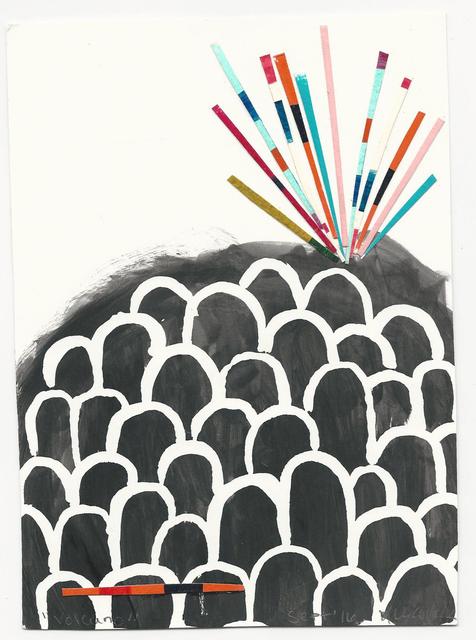 , 'Volcano,' 2016, Herringer Kiss Gallery