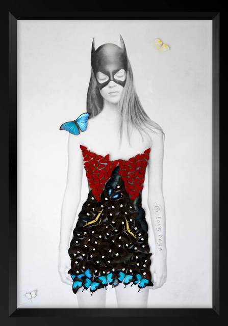 , 'SUPERHERO – RED,' , Eden Fine Art