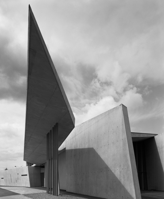 , 'Vitra Fire Station 01 (Architecture by Zaha Hadid),' 1999, ammann//gallery