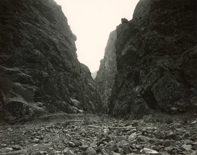 , 'Hells Canyon Creek, Snake River Drainage ,' 1999, Yossi Milo Gallery