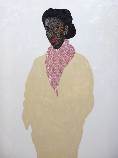, 'Buff Titanium Coat,' 2019, Mariane Ibrahim Gallery