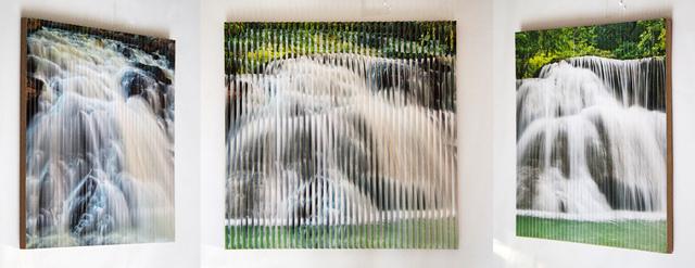 , 'Waterfalls,' 2015, VILTIN Gallery