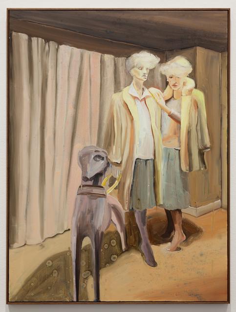 , 'Sallow/Fur,' 2018, Galleri Magnus Karlsson