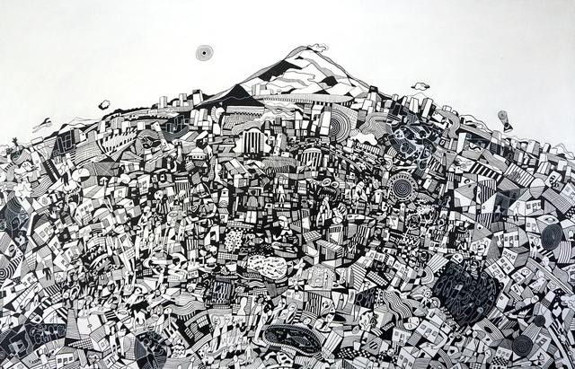 , 'Temple of hope,' 2018, Mizuma Art Gallery