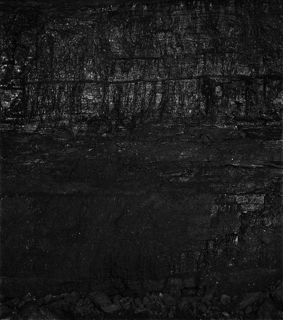 , 'Coal Seam, Bergwerk Prosper-Haniel #3,' 2013, Peter Blum Gallery