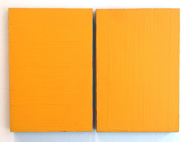 , 'Forma Group - Yellow,' 1978, Rhona Hoffman Gallery