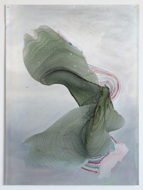 , 'pingelap,' 2018, Bernhard Knaus Fine Art