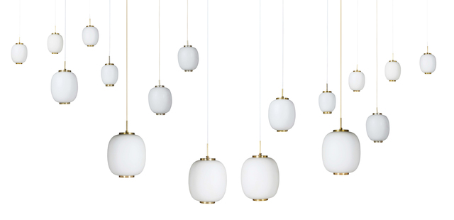 Bent Karlby, '2 china pendants', circa 1960, Aguttes