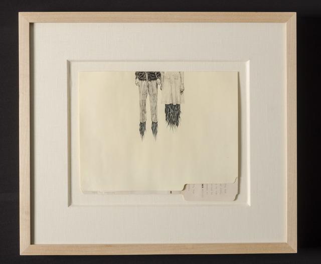 , 'It Took the Siblings,' 2009, Hieronymus