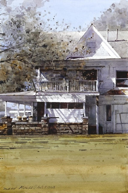 Dean Mitchell, 'Osage House', 2019, RJD Gallery