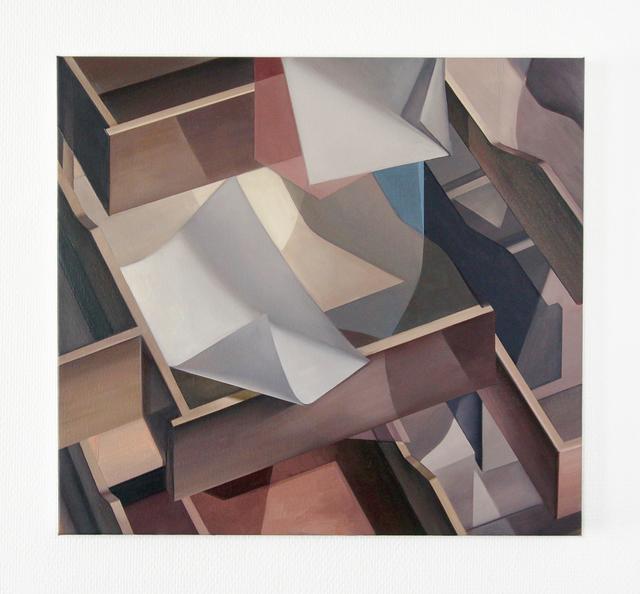 Carl Hammoud, 'Paper Trail', 2019, Galleri Magnus Karlsson