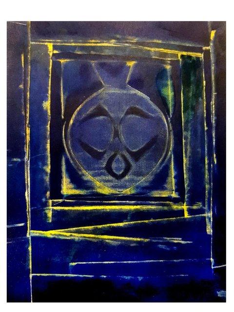 Max Ernst, 'Max Ernst (after) - Blue Bird - Stencil', 1958, Galerie Philia