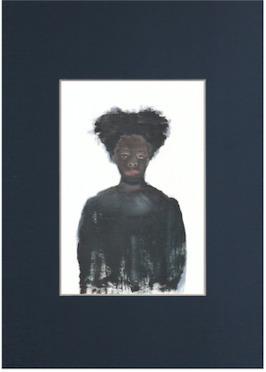 Katinka Lampe, '011171710', 2017, Galerie Les filles du calvaire
