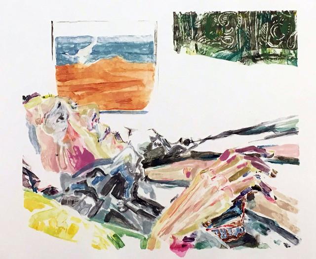 , 'Kaveh,' 2017, Catharine Clark Gallery