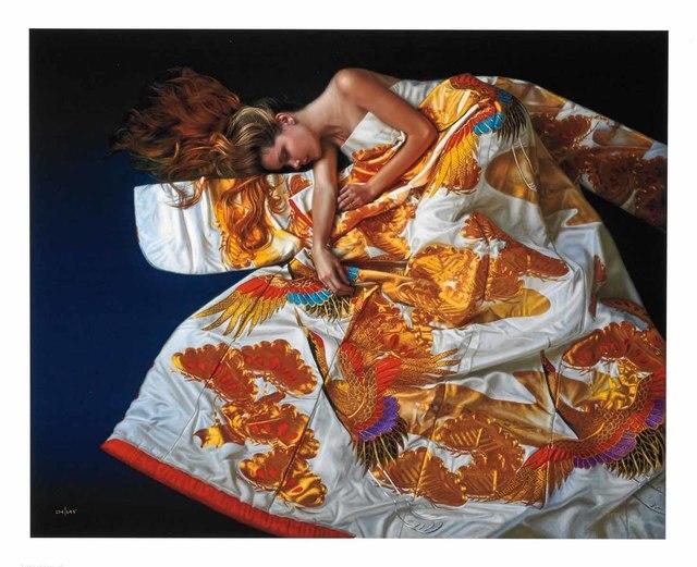 Douglas Hofmann, 'Bird Of Paradise ', 2013, Martin Lawrence Galleries